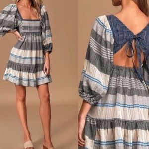 NWOT  free people dress size M